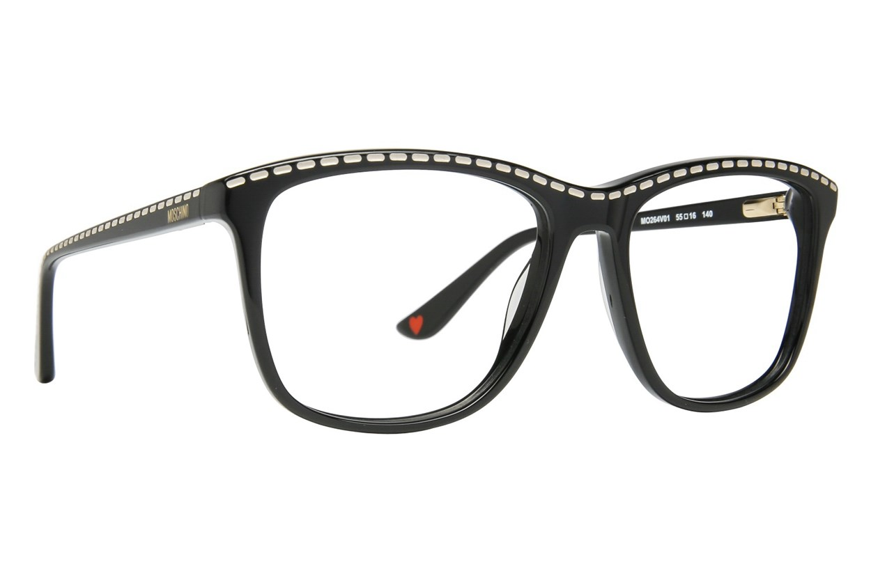 Moschino MO264V Black Eyeglasses