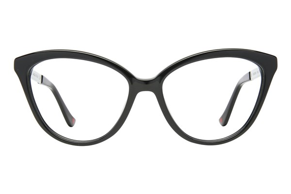 Moschino MO268V Eyeglasses - Black