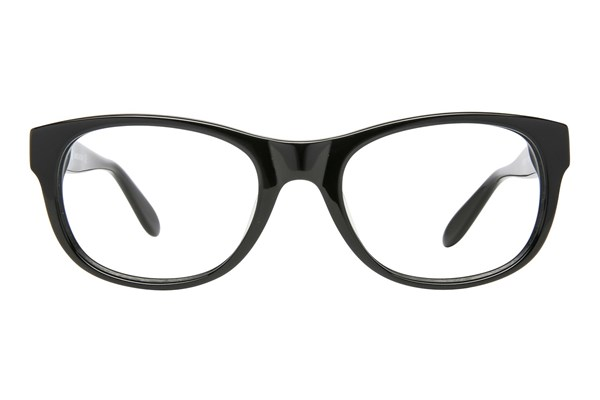 Moschino MO283V Black Eyeglasses