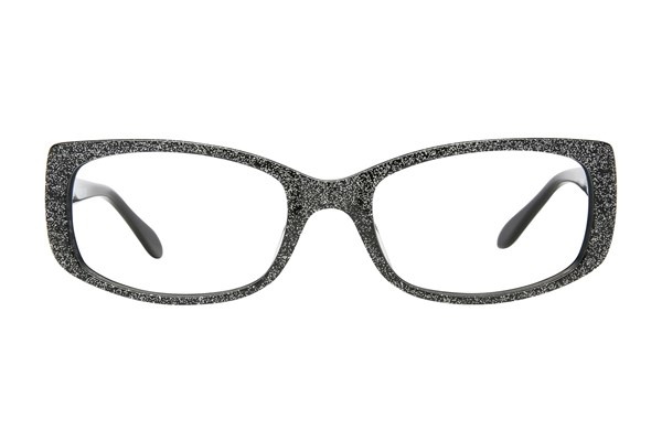 Moschino MO285V Black Eyeglasses