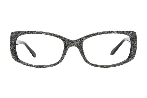 Moschino MO285V Eyeglasses - Black