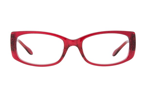 Moschino MO285V Eyeglasses - Red