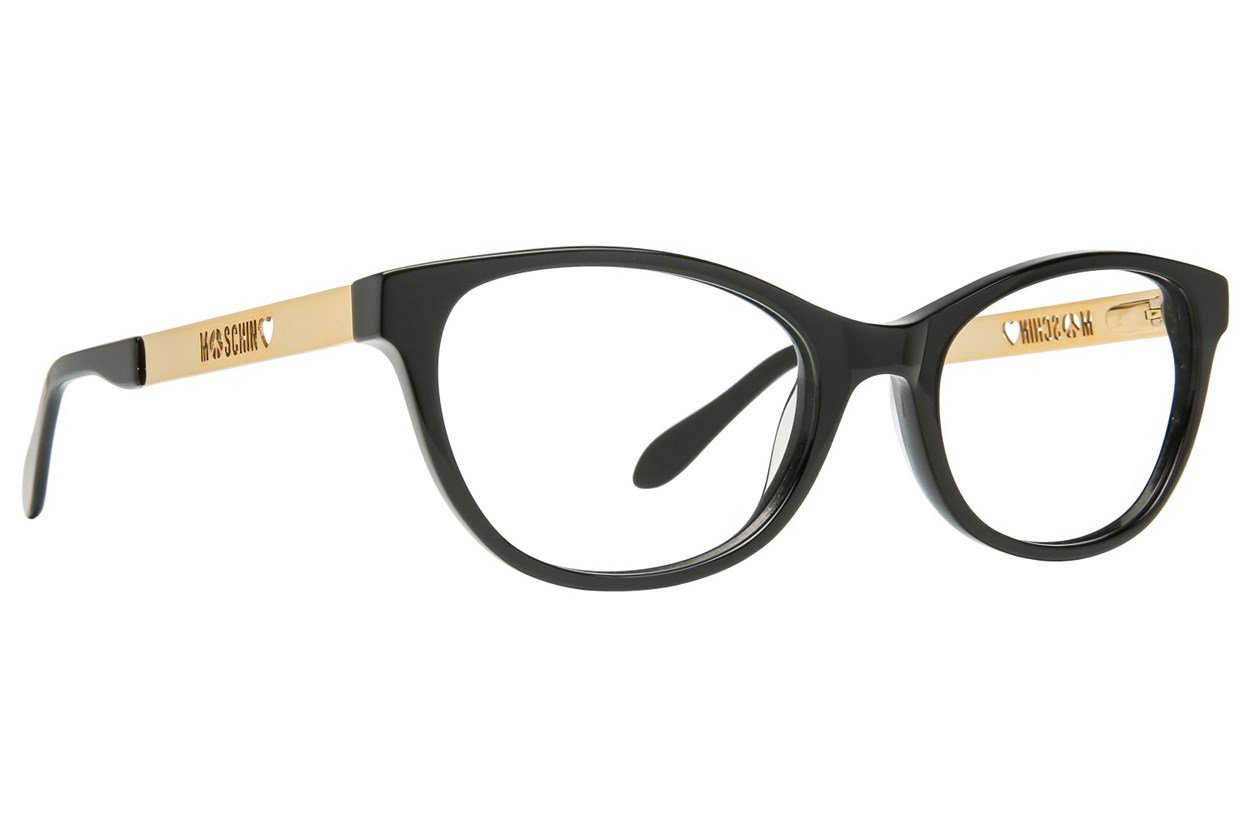 Moschino MO288V Black Eyeglasses