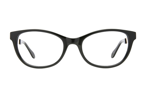 Moschino MO288V Eyeglasses - Black