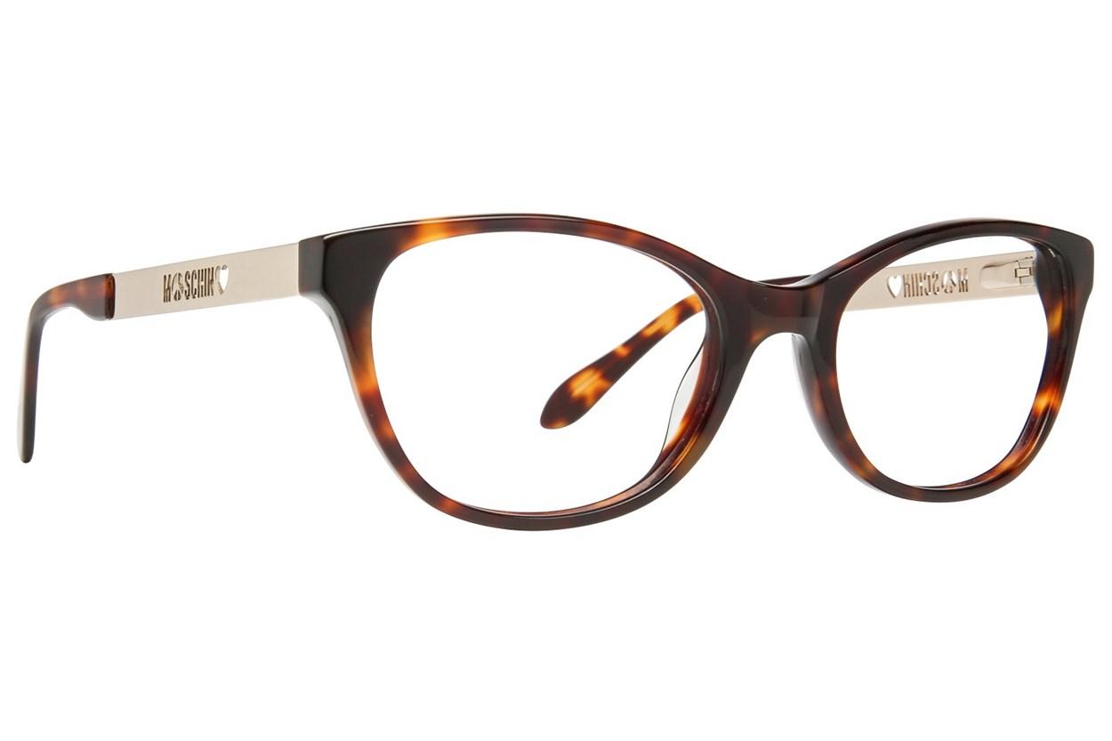 Moschino MO288V Tortoise Eyeglasses