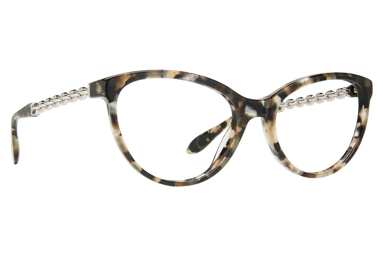 Moschino MO292V Gray Eyeglasses