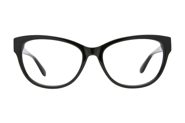 Moschino MO295V Black Eyeglasses