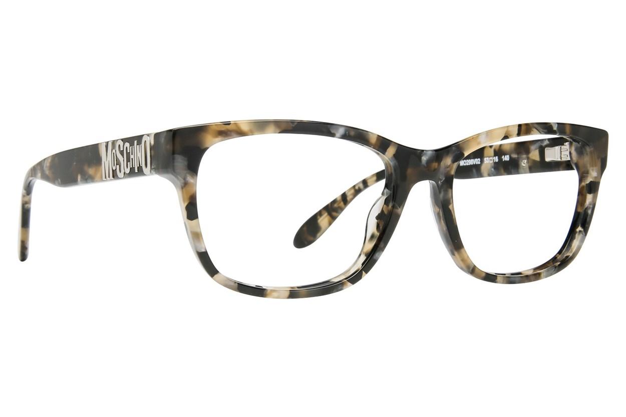 Moschino MO298V Gray Eyeglasses