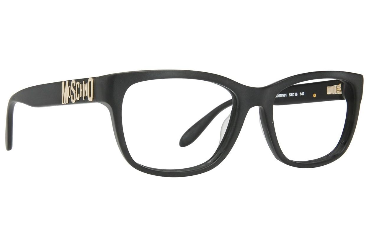 Moschino MO298V Black Eyeglasses