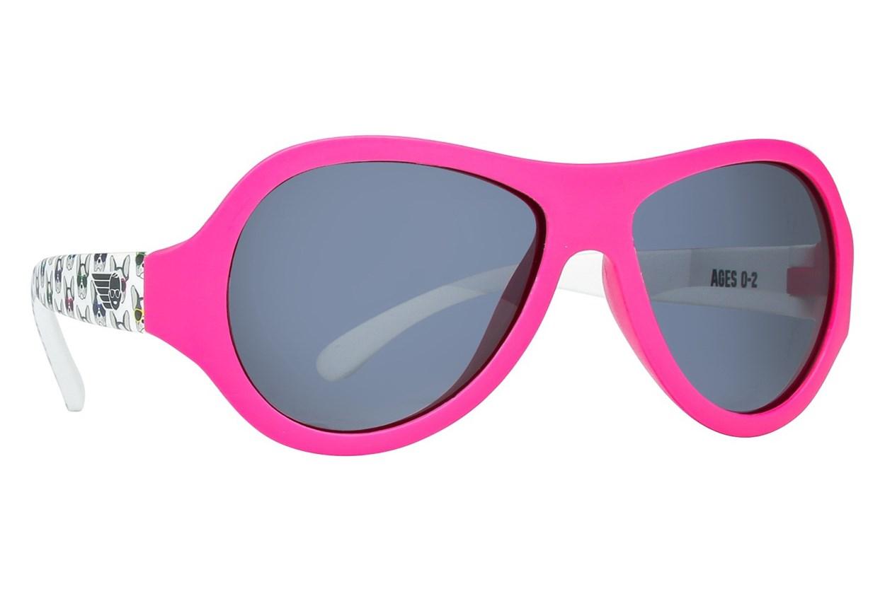 Babiators Polarized Pink Sunglasses