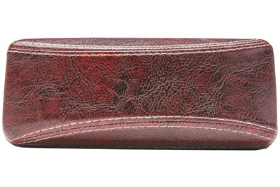Amcon Executive Clamshell Case Red