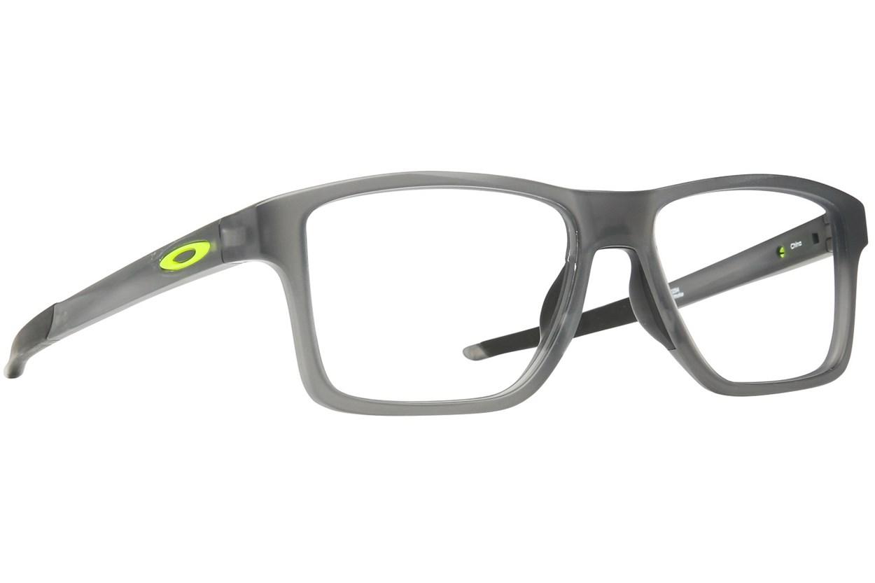 Oakley Chamfer Squared (54) Gray Eyeglasses