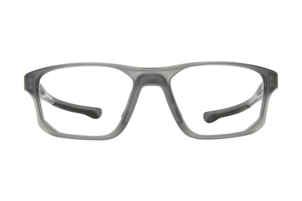 Oakley Crosslink Fit (55) Eyeglasses - Gray