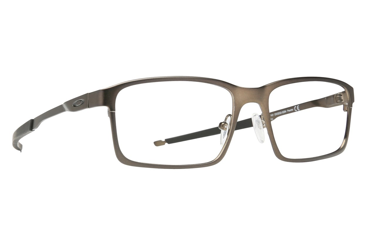 Oakley Base Plane (54) Gray Eyeglasses