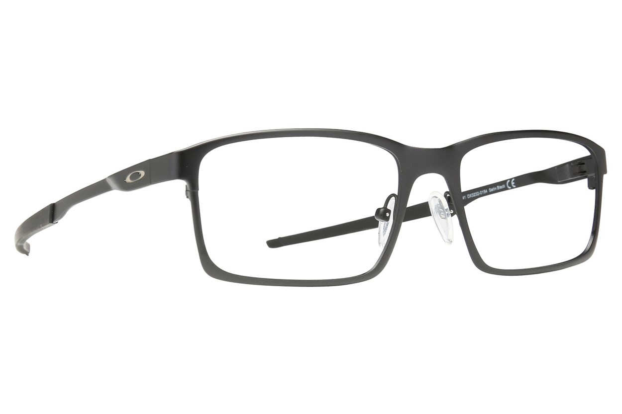 Oakley Base Plane (54) Black Eyeglasses