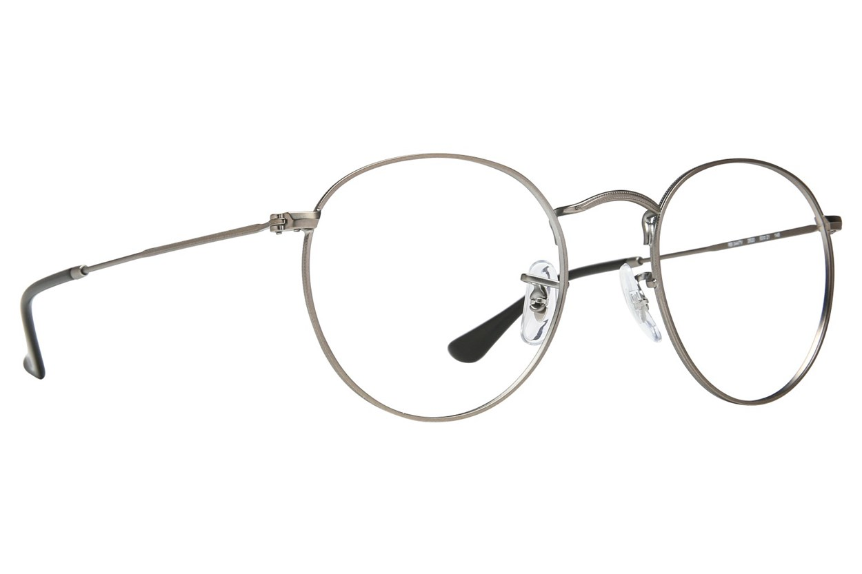 Ray-Ban® RX3447V Gray Eyeglasses