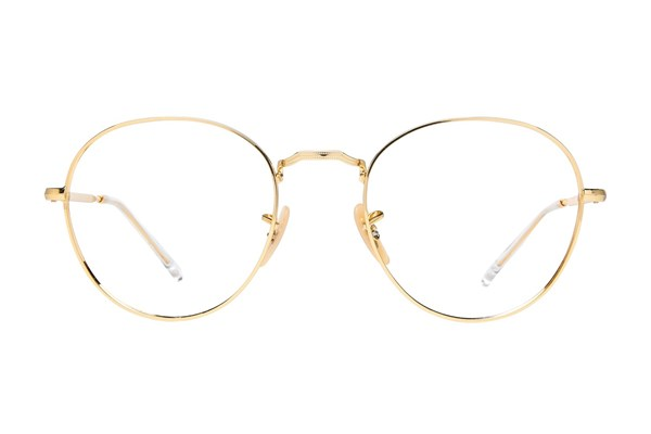 Ray-Ban® RX3582V Gold Eyeglasses
