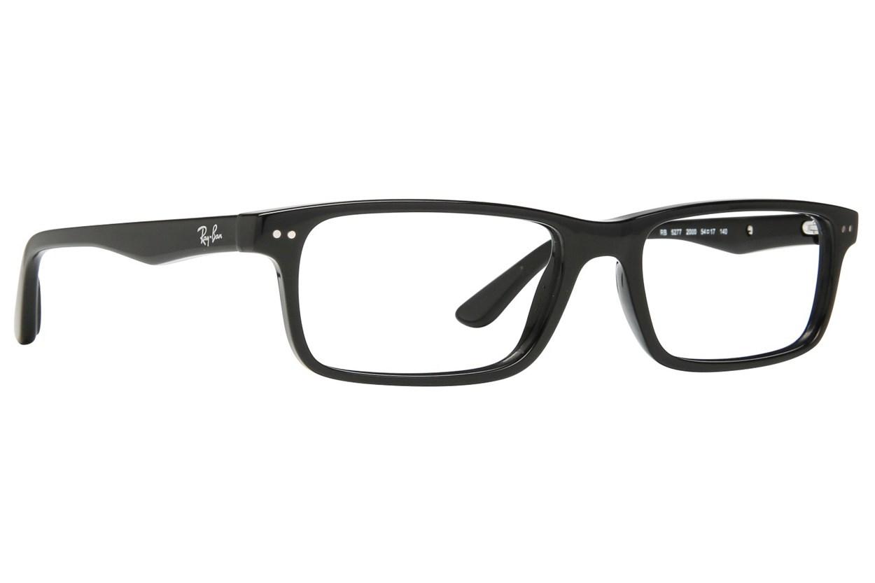 Ray-Ban® RX5277 Black Eyeglasses
