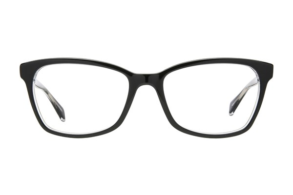 Ray-Ban® RX5362 Black Eyeglasses