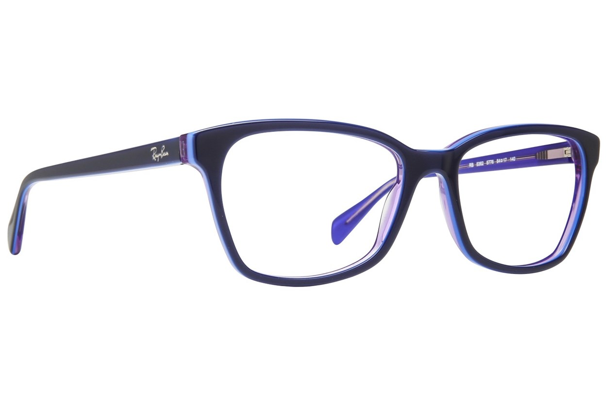 Ray-Ban® RX5362 Blue Eyeglasses