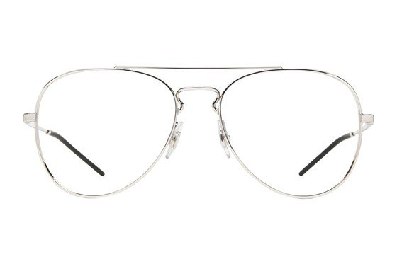 Ray-Ban® RX6413 Silver Eyeglasses