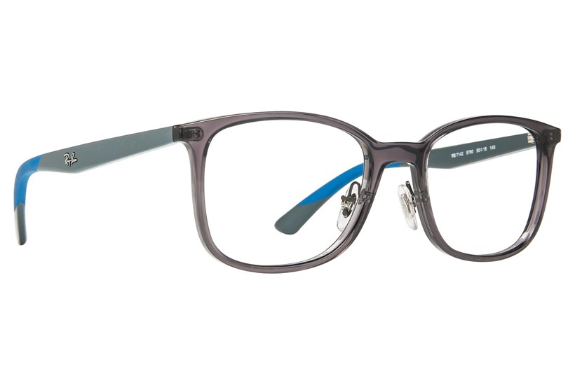 0ad358492b5 Ray-Ban® RX7142 - Eyeglasses At AC Lens