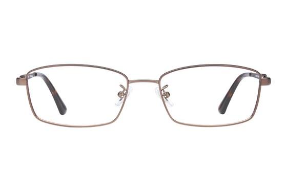 Ray-Ban® RX8745D Brown Eyeglasses