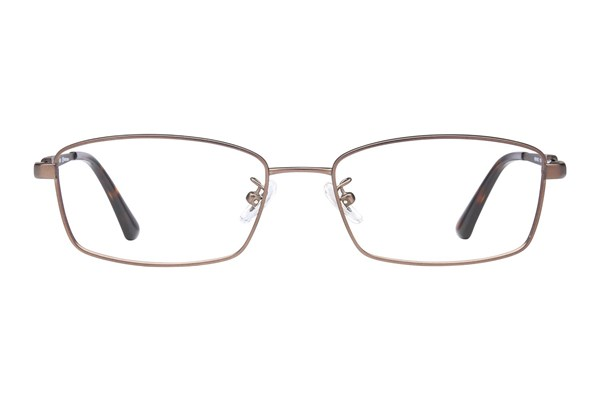 Ray-Ban® RX8745D Brown Eyeglasses