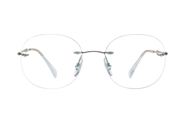 Ray-Ban® RX8747 Gray Eyeglasses
