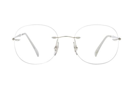 Ray-Ban® RX8747 Silver Eyeglasses