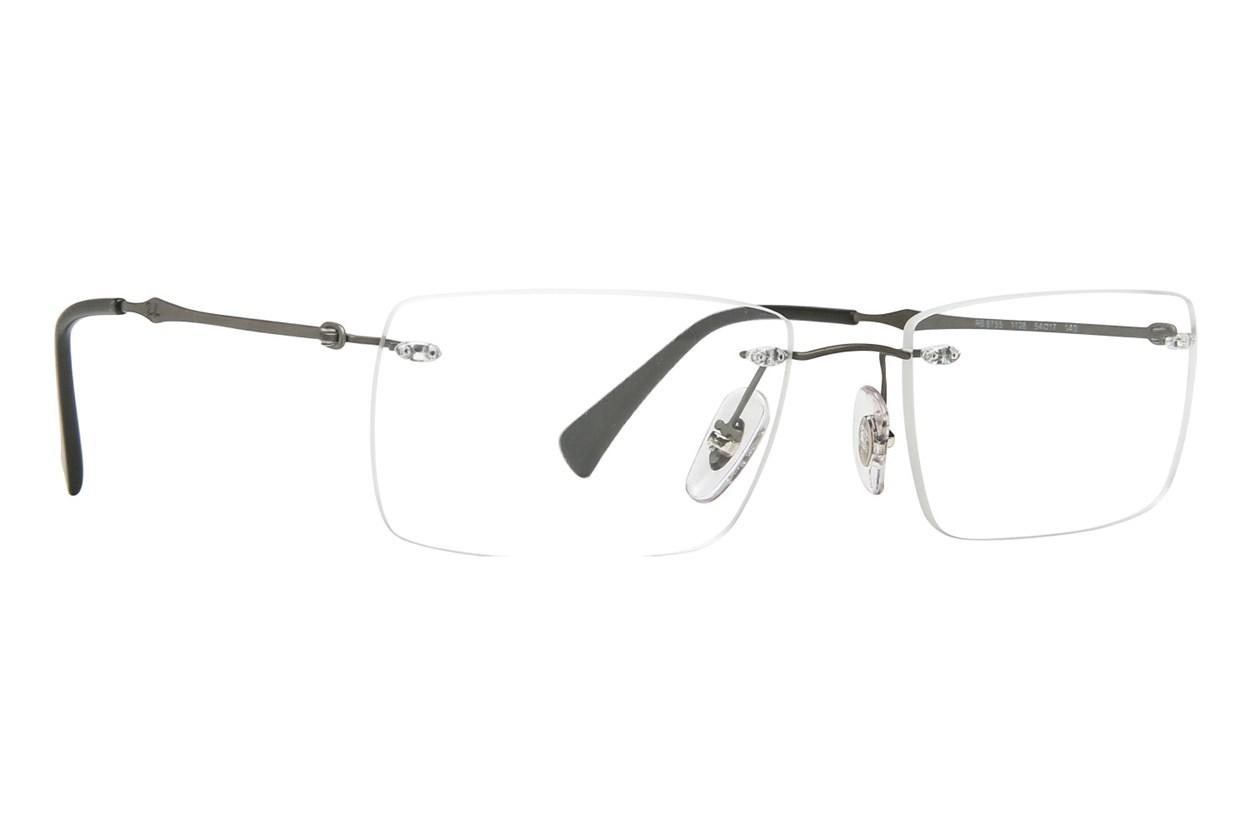 Ray-Ban® RX8755 Gray Eyeglasses