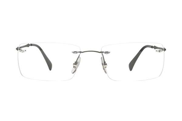 Ray-Ban® RX8755 Gray Eyeglasses
