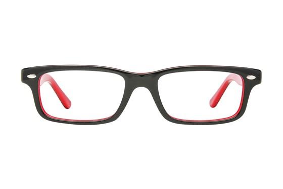 Ray-Ban® Youth RY1535 Black Eyeglasses
