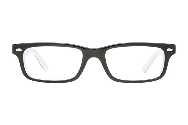Ray-Ban® Youth RY1535 Black Eyeglasses