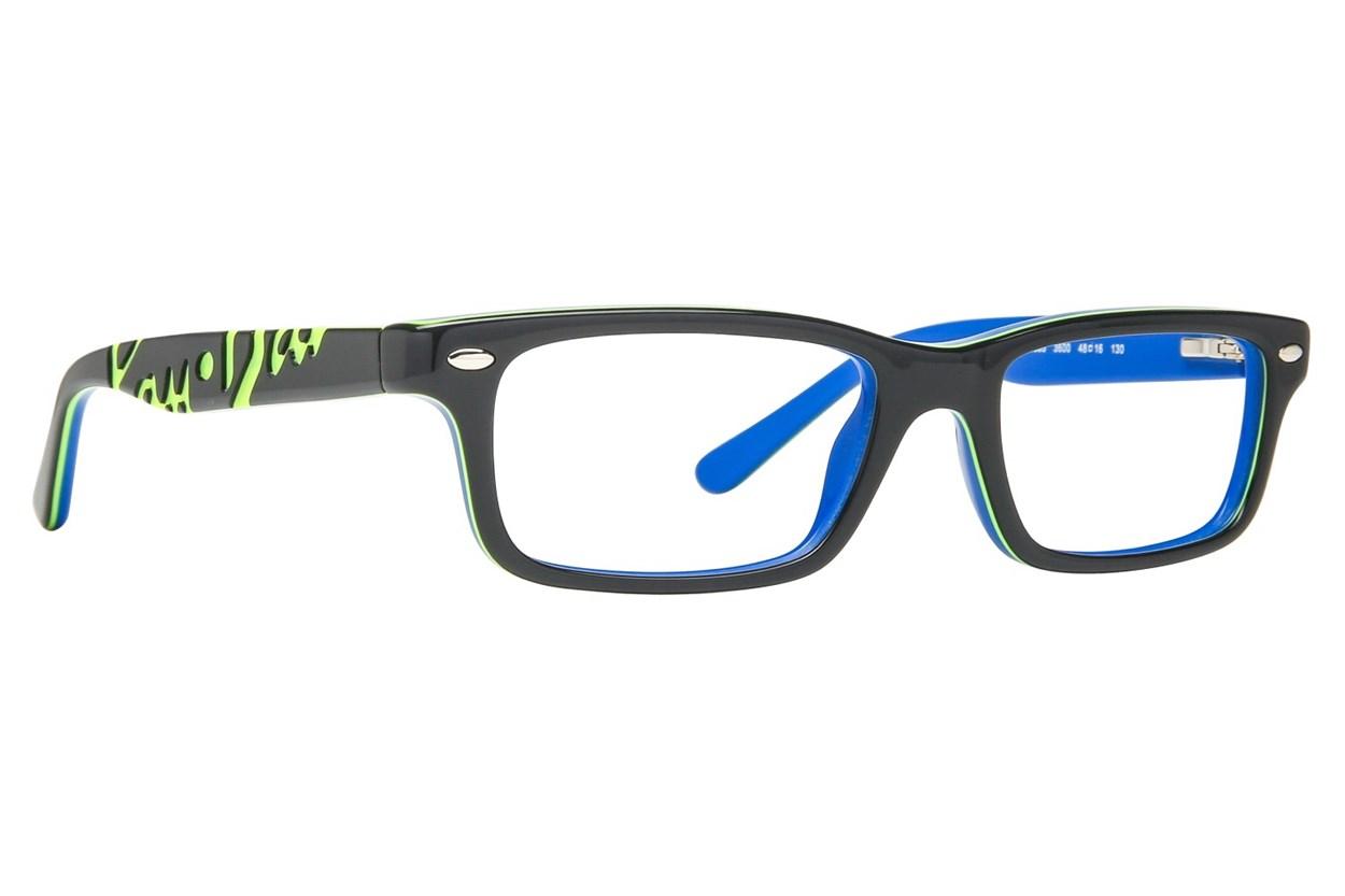 Ray-Ban® Youth RY1535 Gray Eyeglasses