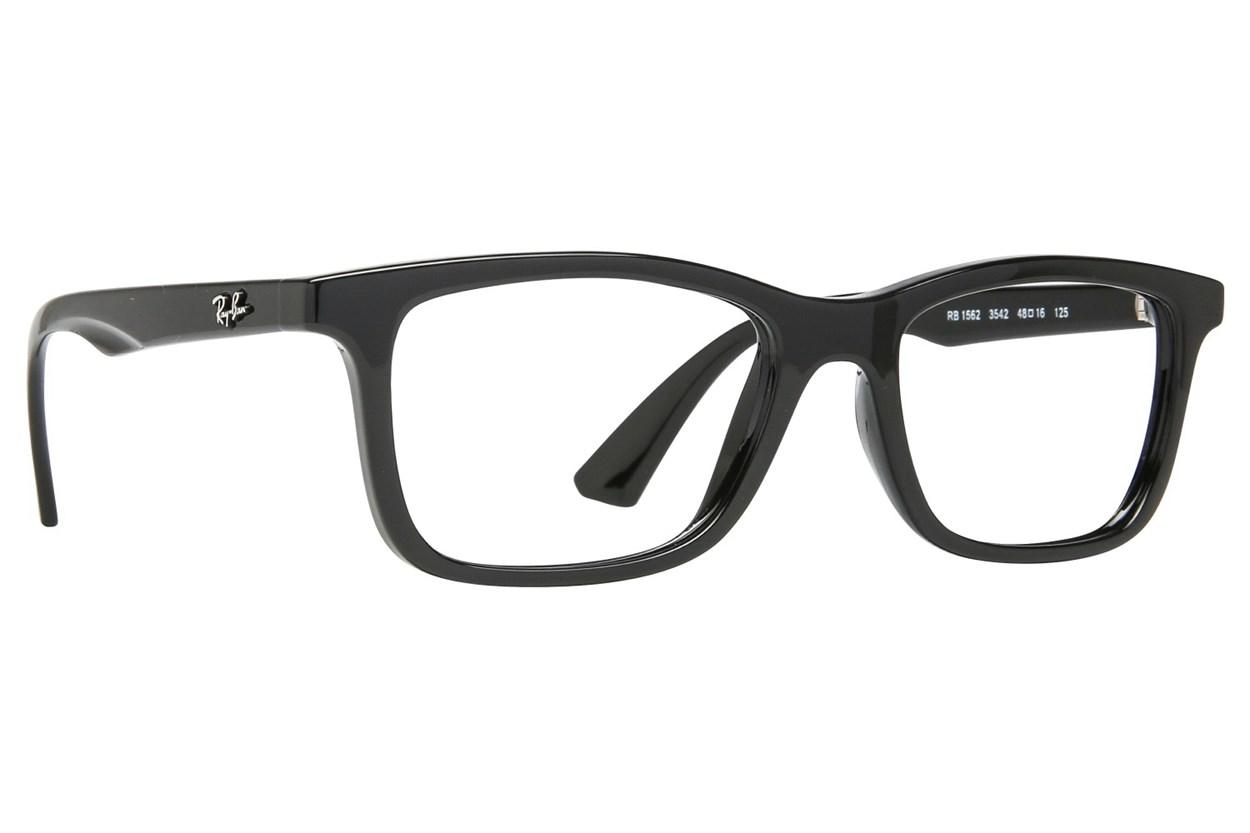 Ray-Ban® Youth RY1562 Black Eyeglasses