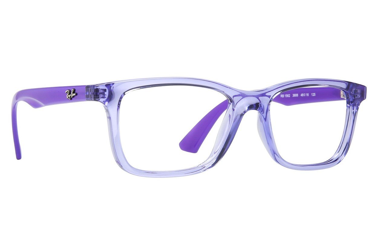 Ray-Ban® Youth RY1562 Purple Eyeglasses