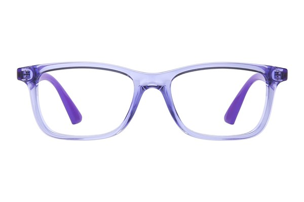 Ray-Ban® Youth RY1562 Eyeglasses - Purple