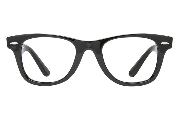 Ray-Ban® Youth RY9066V Black Eyeglasses