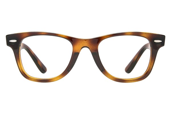 Ray-Ban® Youth RY9066V Tortoise Eyeglasses
