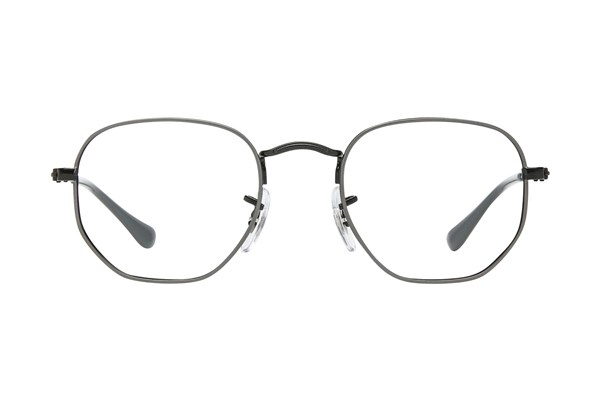 Ray-Ban® Youth RY9541V Black Eyeglasses