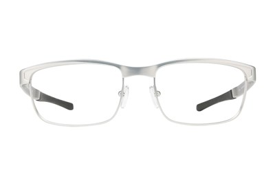 Oakley Surface Plate (54) Silver