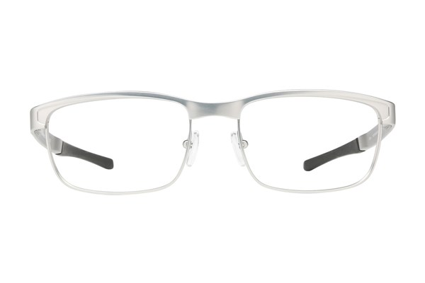 Oakley Surface Plate (54) Eyeglasses - Silver