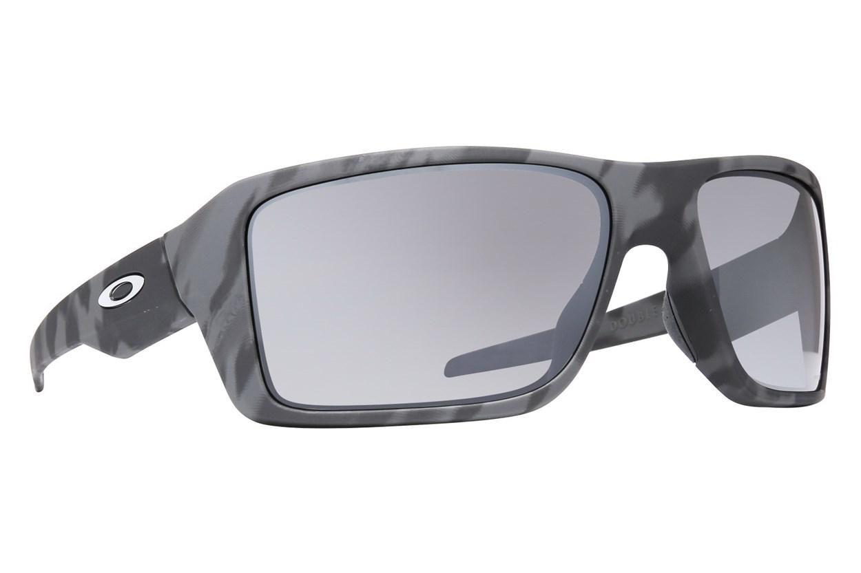Oakley Double Edge Black Sunglasses