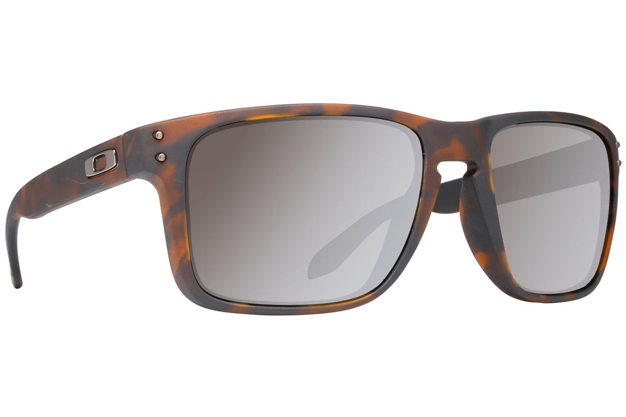 Oakley Holbrook XL Prizm Tortoise Sunglasses