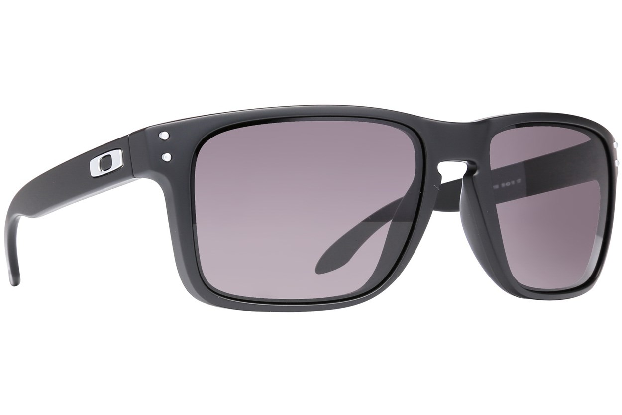 Oakley Holbrook XL Black Sunglasses