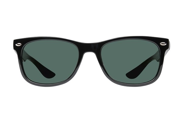 Ray-Ban® Youth RJ9052S New Wayfarer Junior Sunglasses - Black