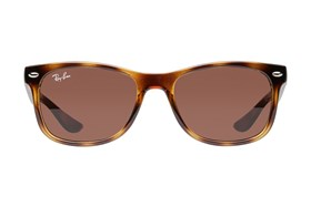 Ray-Ban® Youth RJ9052S New Wayfarer Junior Tortoise