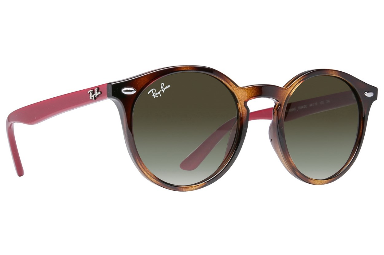 Ray-Ban® Youth RJ9064S Tortoise Sunglasses