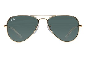 Ray-Ban® Youth RJ9506S Aviator Junior Gold